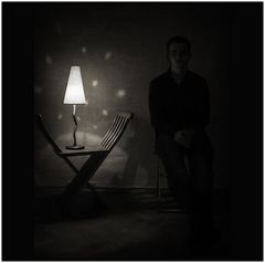 Dunkelheit...
