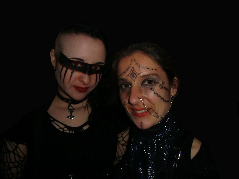 Dunkle Gestalten -   Black Lolitas