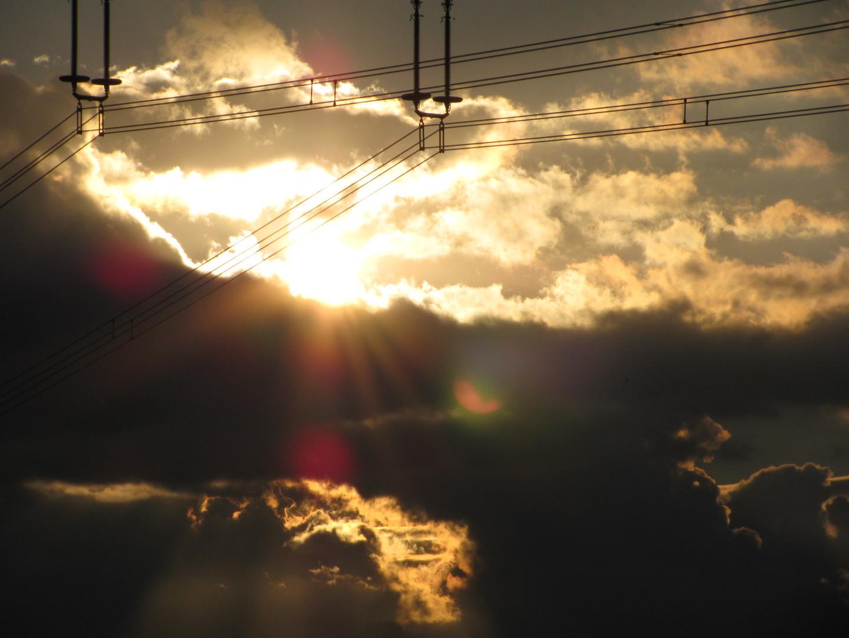 Dunkle Wolken über Kerpen