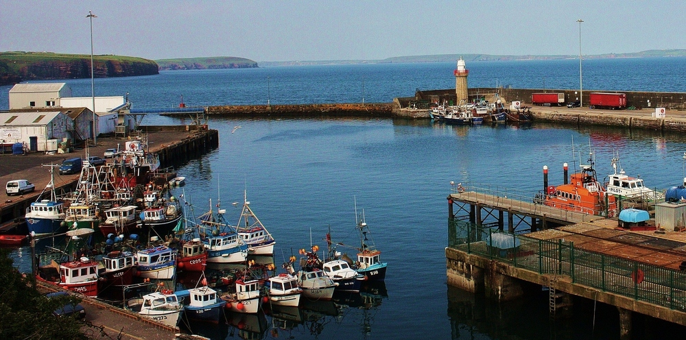Dunmore East Harbour, Co. Waterford