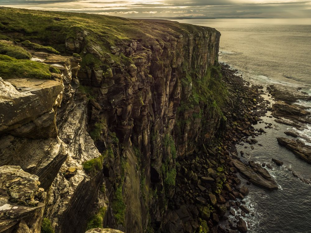 Dunnet Head - Lands End
