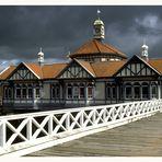 Dunoon Pier, Nairn
