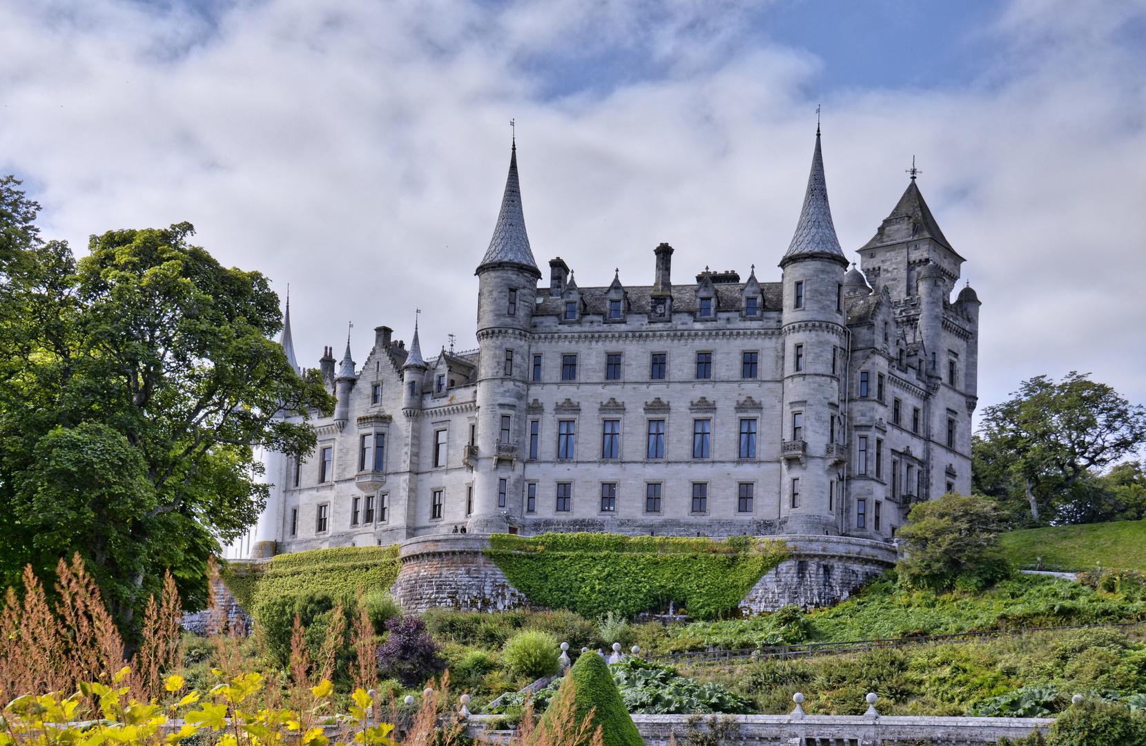 Dunrobin Castle Foto   Bild  5be42f3ec5268