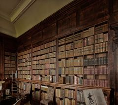 Dunrobin Castle Bibliothek