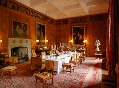 Dunrobin Castle The Dining Room