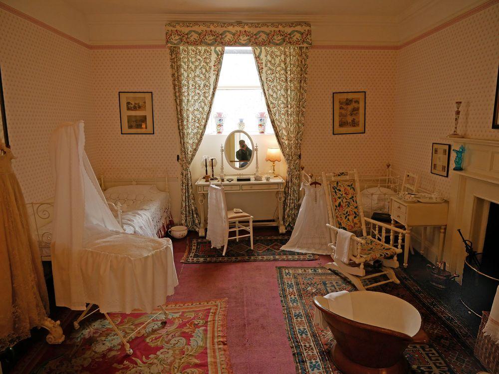 Dunrobin Castle The Nanny's room