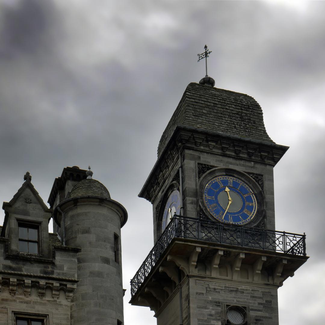 Dunrobin Castle Uhrturm