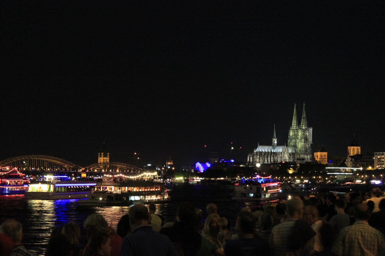 Duomo Colonia Panorama