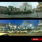 duomo, day & night