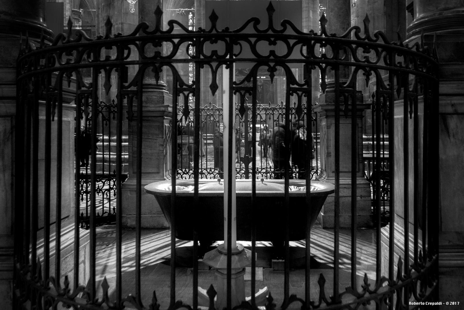 Duomo di Milano, battistero