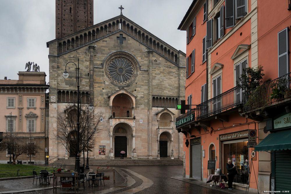 Duomo di Piacenza Foto % Immagini  architetture ...