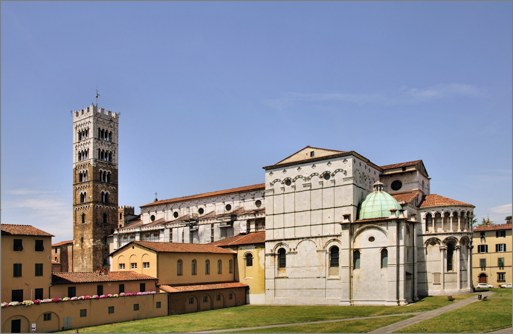Duomo San Martino in Lucca