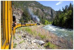 Durango - Silverton Railroad, oder ...