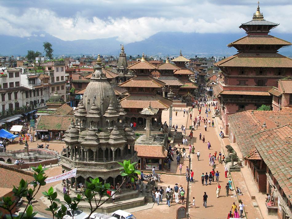 Durbar Squares Patan- Nepal