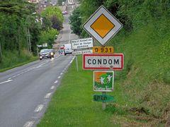 Durch Condom...