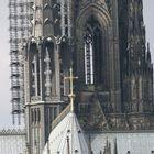 Durch den Dom in Köln