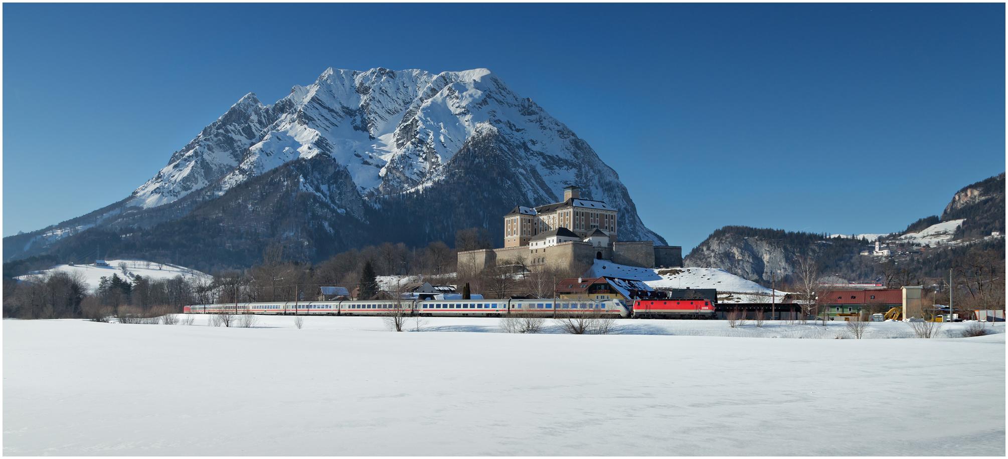 Durch die Alpen XV