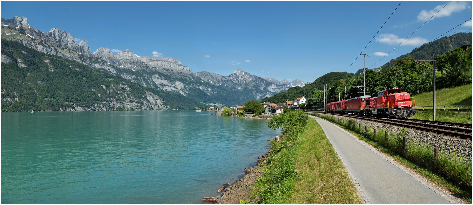 Durch die Alpen XXIX