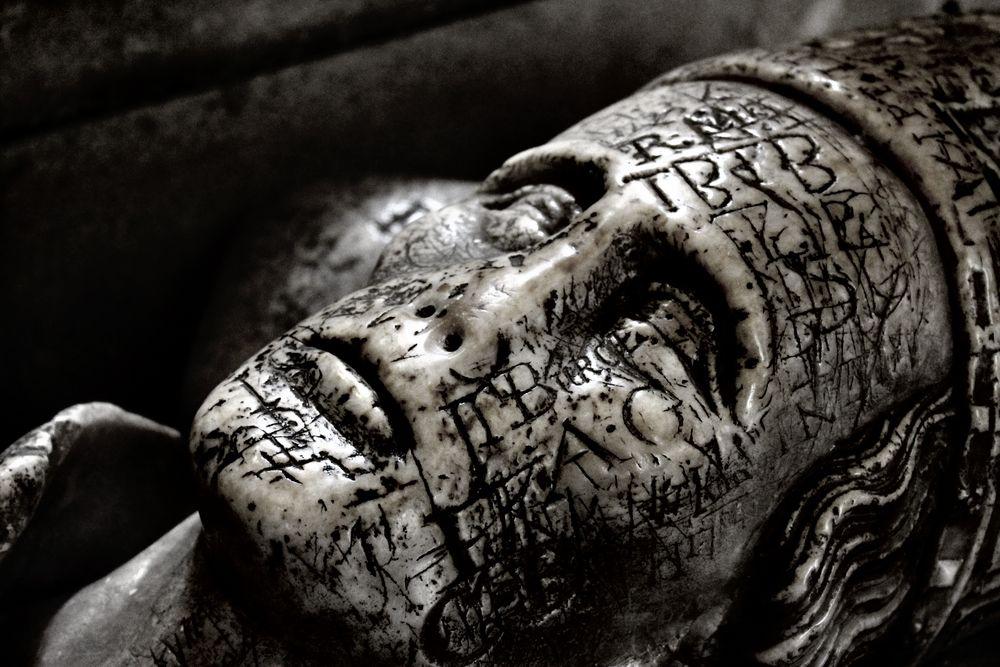 Altrömischer Geist Eines Toten