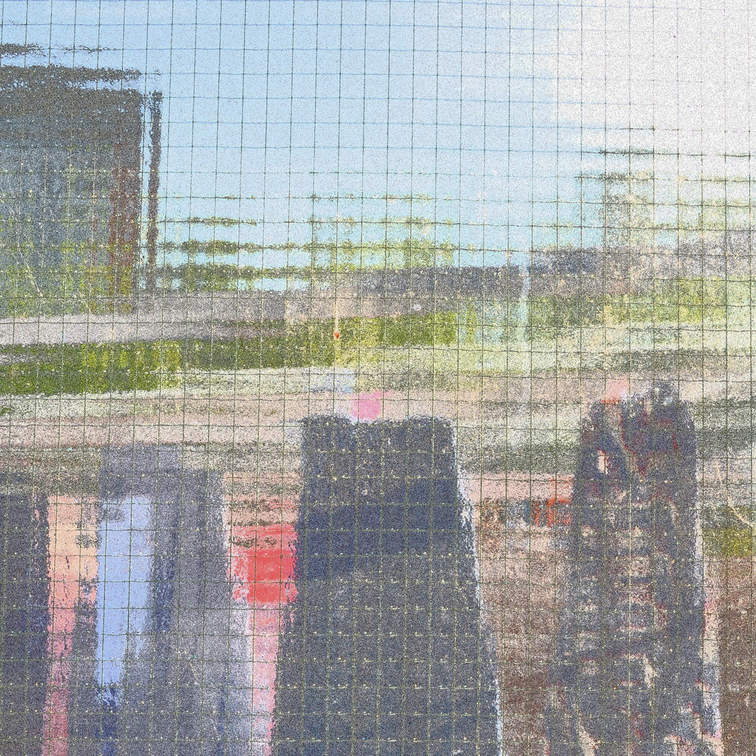 Durch die Glastüre 2