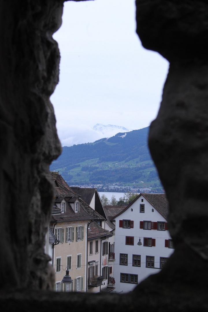 Durch die Mauer