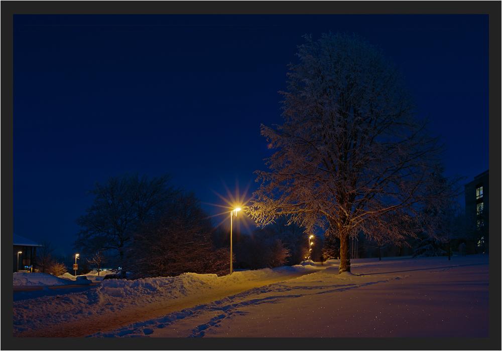 Durch die Nacht