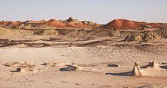 durch die Wüste