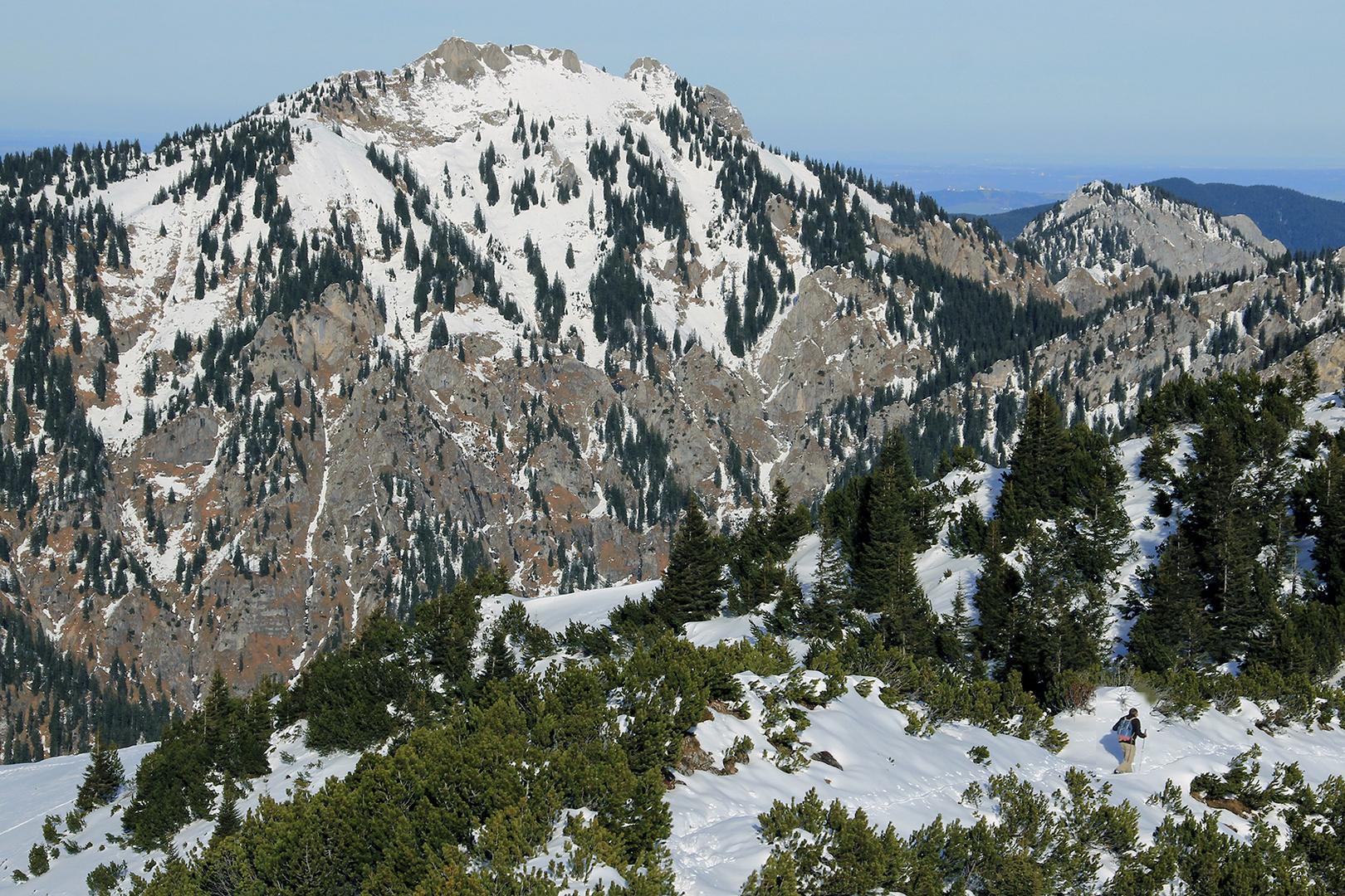 Durch winterliche Landschaften wandern!