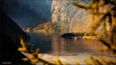Durchblick auf den Königssee