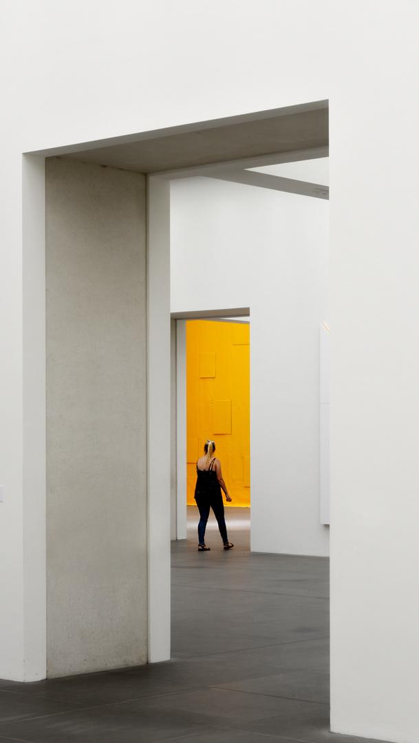 Durchblick auf Gelb 01