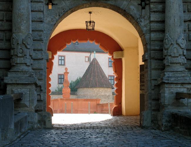 Durchblick in der Marienburg