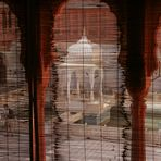 Durchblick Innenhof Palast India ca-16-col +5Fotos