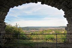 Durchblick ins Frankenland