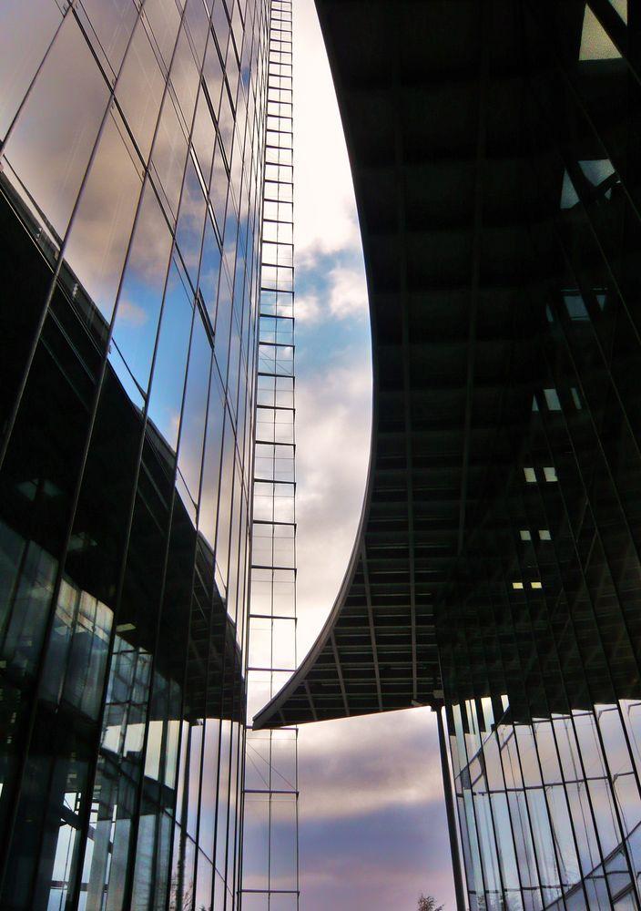 Durchblick nach oben