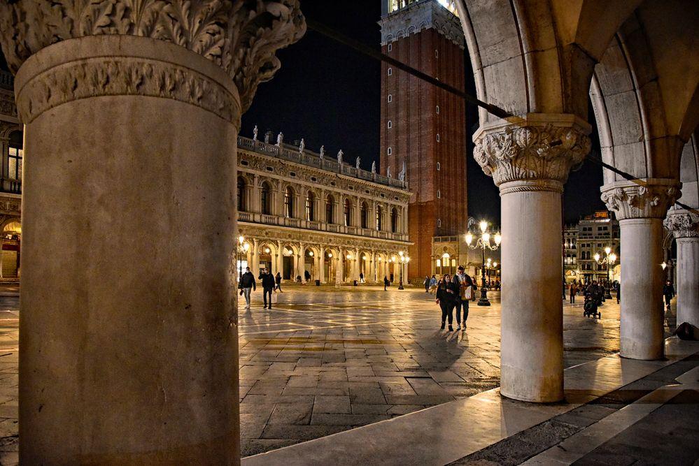 Durchblick San Marco