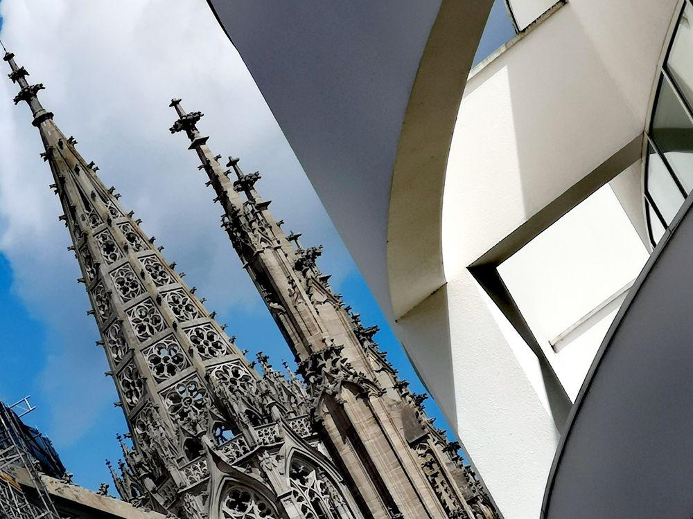 DURCHBLICK Turm Münster p-21-12-col +Durchblicke