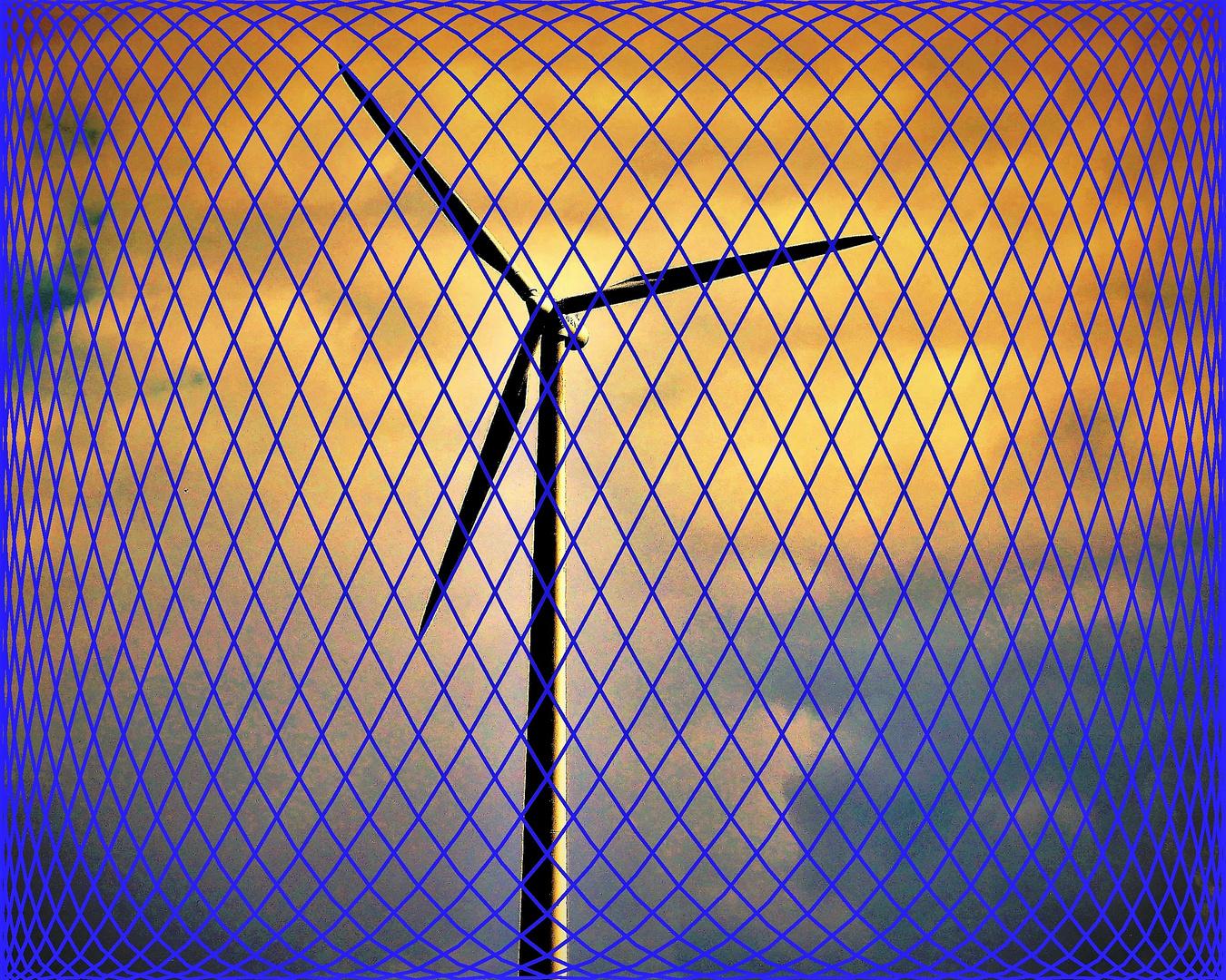 Durchblick - Windmaschine