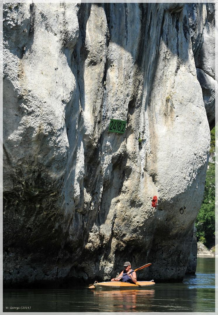 Durchbruch der Donau