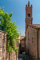 Durchgang zum Palazzo dei Priori