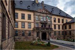 Durchgang zum Schlosshof