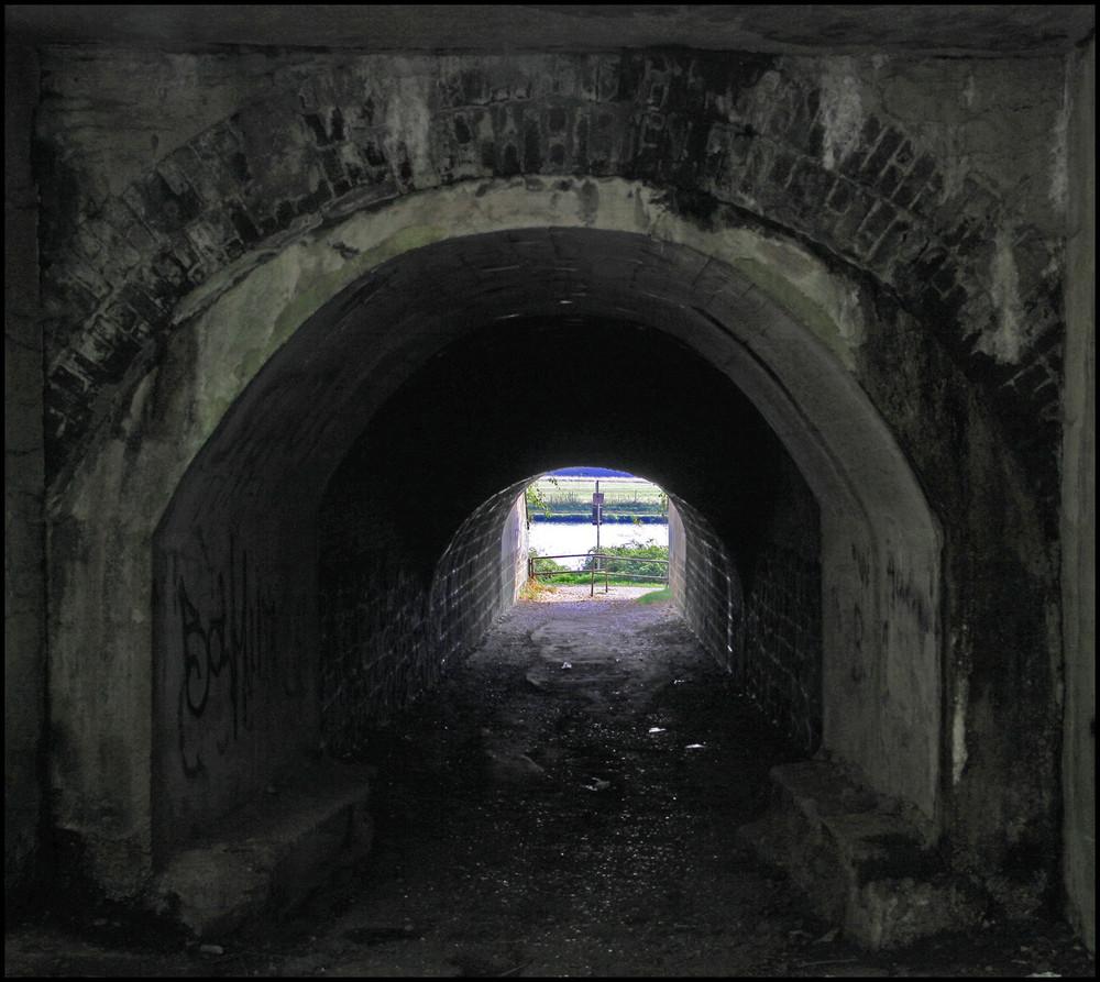 Durchgang zur Ruhr