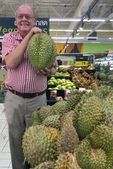 Durian my favourite fruit