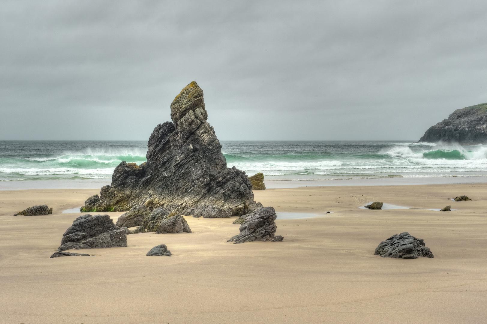 Durness Beach 1