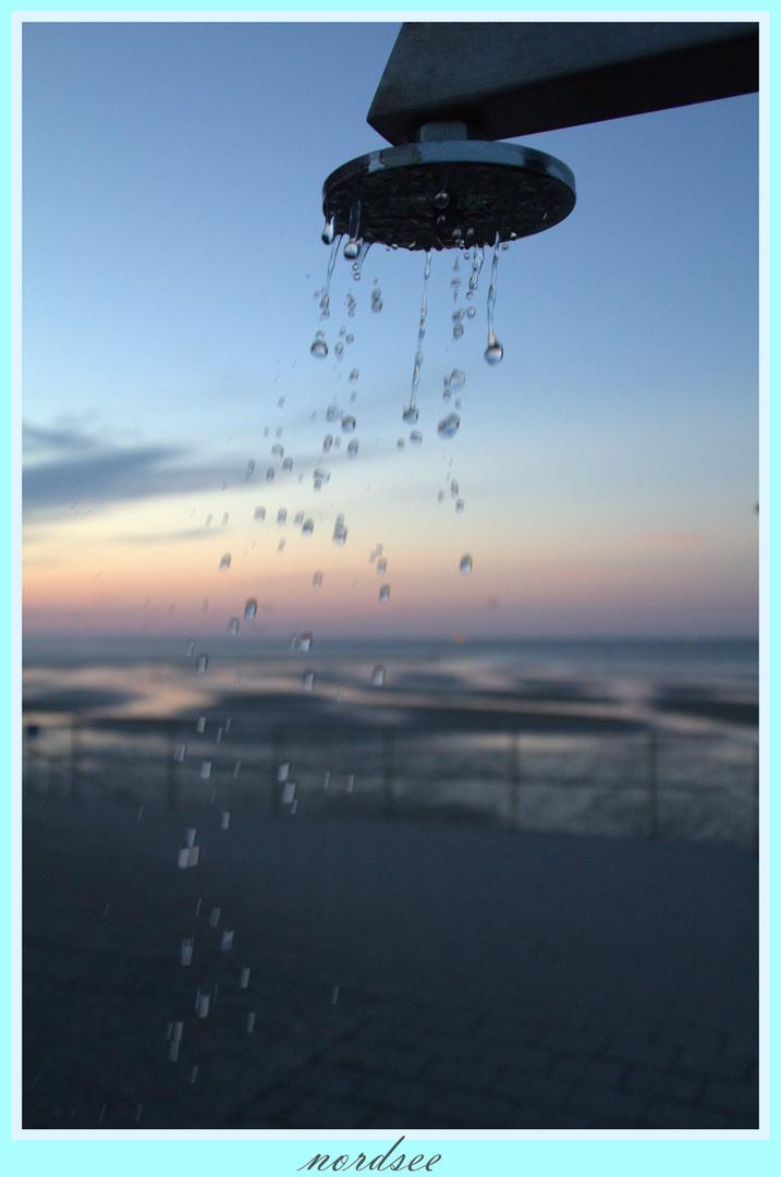 duschen an der nordsee