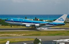 Dutch Caribbean Plane