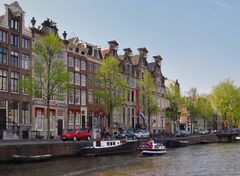Dutch Facades from the 17th Century