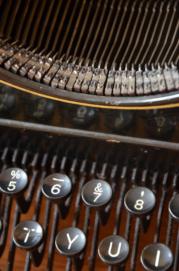 Dutch typewriter