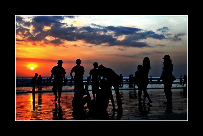 Dynamic sunset