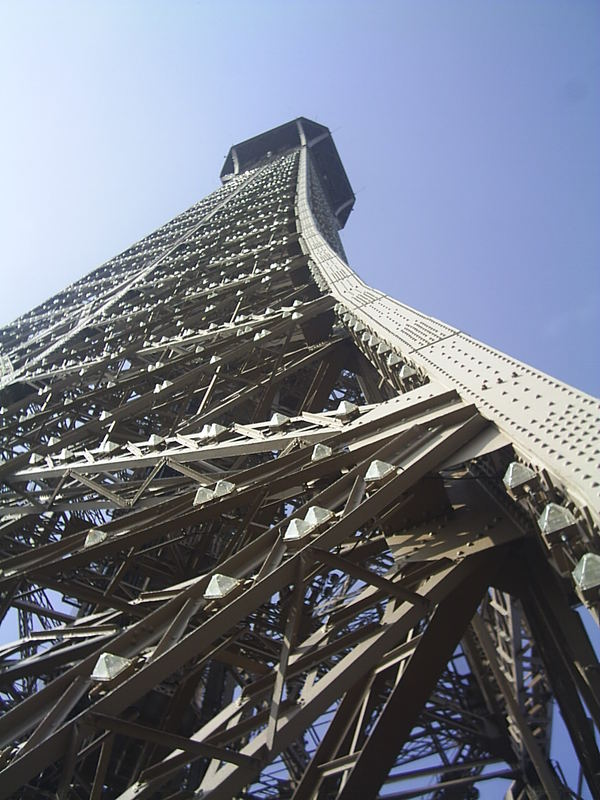 Dynamics of the Tour Eiffel