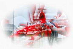 Dynamik des Motorsports